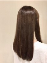 ヘアー フレイス メイク(Hair Frais Make)ツヤ透明感のアッシュロング【フレイス横浜】