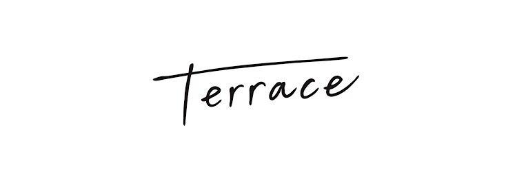 テラス(TERRACE)のサロンヘッダー