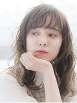 アンフィ ヘアー(Amphi hair)☆くせ毛風ニュアンスパーマ☆