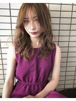 シキオ ヘアデザイン(SHIKIO HAIR DESIGN FUK)大人気!【テトネ タカシ限定クーポン】によるダブルカラー!