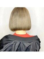ソース ヘア アトリエ 京橋(Source hair atelier)【SOURCE】美髪フレンチボブ