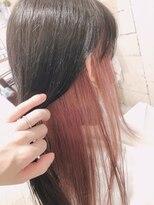 リリー ヘアーデザイン(Lilly hair design)【勝田台駅Lilly昼間】インナーカラー