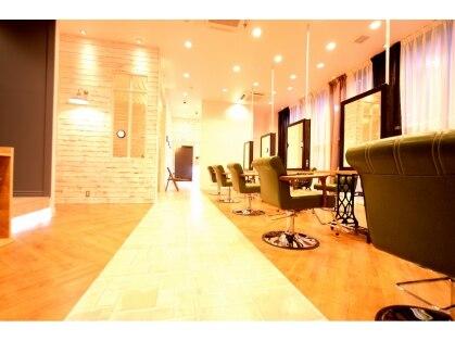 アーサス ヘアデザイン 松崎 新潟2号店(Ursus hair Design)の写真
