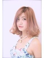 ギフト ヘアー サロン(gift hair salon)ほの甘グラデーションカラー (熊本・通町筋・上通り)