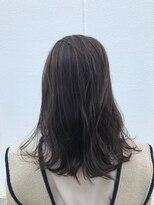 ポッシュ 原宿店(HAIR&MAKE POSH)アッシュブラウン