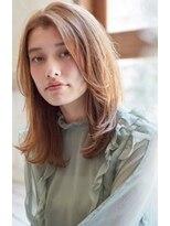 [aRiettaスタイル]ツヤ髪ストレート.