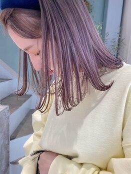 タイプ 大宮(type)の写真/《カラーを制するものはオシャレを制する》話題のイルミナがスパイスをプラス[大宮/大宮駅/イルミナカラー]