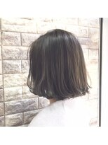 ヒップスデコ(Hip's deco) high light bob☆