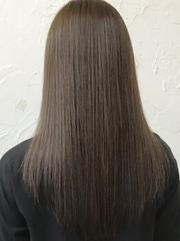 バランスヘアークリニック 南仙台駅前店(Balance hair clinic)の写真/カラー・パーマの繰り返しや乾燥による[髪の傷み・パサつき]を本気で悩んでいる貴女こそ必体験のヘアエステ