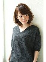 【Un ami】 2016 オトナかわいい・小顔ミディアム  松井 幸裕