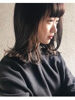 ONLY-HOPE【スズキリュウタ】 ベージュ×インナーカラー