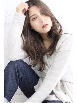 ソース ヘア アトリエ(Source hair atelier)【source】フォギーブラウン