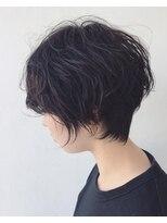 エトワール(Etoile HAIR SALON)ハンサムショート/黒髪/パーマ
