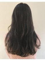 【GOOD DAY HAIR】《スモーキーグレージュ》 下北沢