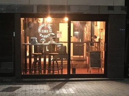 スウィニートウキョウバーバー(SWEENEY TOKYO BARBER)の写真