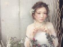 ブライダルサロン フェリーチェ(Bridal Salon Felice)の雰囲気(ブライダルコース[ドレス着付,メイク,ヘアセット,ボディメイク])