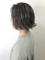 ソース ヘアアトリエ 梅田(Source hair atelier)【SOURCE】カーキグレージュ