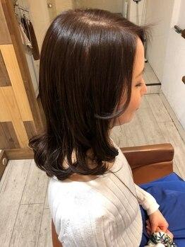 ZAZ(ザズ)の写真/【東三国/新大阪】白髪があってもオシャレを諦めないでほしい―。ZAZで一緒に楽しむ方法見つけましょう!