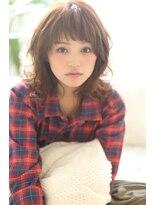 ジーナフクオカ(Zina FUKUOKA)☆Zina☆ふんわりアンニュイカールミディ2