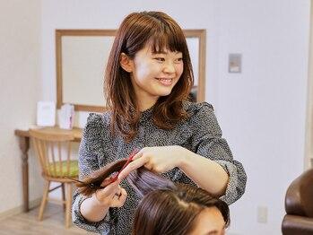 ビートルビー2 ツー(Beetle B2)の写真/髪に潤いと輝きを与えてくれる極上オーダーメイドトリートメント《Aujua》艶めく美髪を叶えます☆
