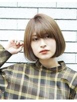 ルージュ(Rouge)【米倉和寿】 小顔 ワンカールパーマ