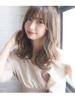 チョビー 銀座(chobii)道村/ブランジュ/デジタルパーマ/イルミナカラー/ハイライト