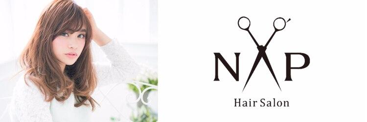 サロンドナップ salon de napのサロンヘッダー