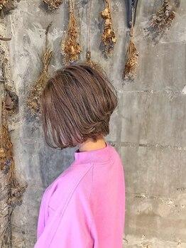 """ペダル(PEDAL)の写真/納得のスタイルへ…360度どこから見ても""""ステキ""""と思える心ときめくショートヘアをテーマにスタイル提案!"""