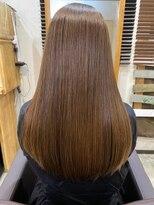 アリシアヘアー(ARISHIA hair)髪質改善 艶髪 さら艶ロング 【アリシアヘアー 那珂】