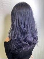 ソース ヘア アトリエ 京橋(Source hair atelier)【SOURCE】ハイラベンダーアッシュ