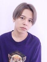 アルバム シンジュク(ALBUM SHINJUKU)ナチュラルセンターマッシュショートレイヤー_56492