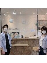 ウイルス対策強化!大阪No.1の清潔な店内、Noウイルスな環境で、リラックス出来るサロンを目指してます!
