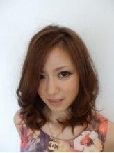 ココクイーンズヘア(CoCo Queen's hair)シフォンカール