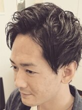 シックス ヘアー オノダ(Six HAIR ONODA)隠れツーブロックアップスタイル