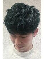 ヘアーメイクサロンアカイシ(hairmake salon AKAISHI)マニマッシュ