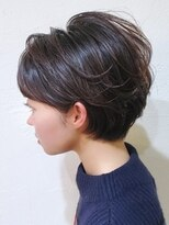 バンプ 銀座(BUMP)【BUMP銀座】クセ毛、細毛に似合うショートボブ