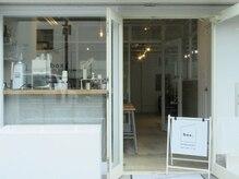 ボックスサロンアンドカフェ(box. SALON and CAFE)の雰囲気(カフェもあります)