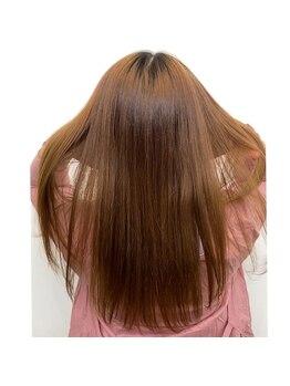 """ラボア(La'BOA)の写真/【補修力・持続力ピカイチ☆】圧倒的髪質改善ケア♪みんな大好き""""TOKIOトリートメント""""取り扱いしてます♪"""