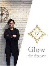 グローヘアーデザインスパ(Glow hairdesign spa)星 和宏
