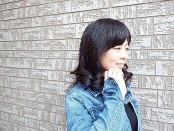 ビューティーサロン グレイス(Beauty Salon GRACE)の写真/自宅での再現性を重視◎髪質を見極め『こういうスタイルにしたかった』を実現します!