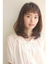 ヘアーメイク リアン 新田辺店(Hair Make REAN)◆REAN 京田辺/新田辺◆上品な大人ミディアム