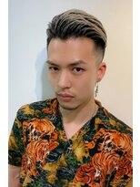 リップスヘアー 梅田アネックス(LIPPS hair)マッドネスバックフェード