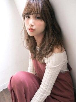 コースト 瑞江(corst)の写真/【カラ-¥3500~/リタッチカラ-+Cut¥3900~】最新カラ-導入で洗練された大人女性に上質な美しさを♪[瑞江]