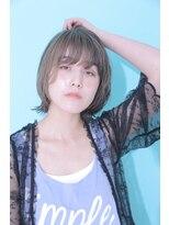 ジーナシンジュク(Zina SHINJYUKU)☆Zina☆大人可愛い☆無造作ウェーブ♪
