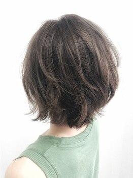レンガヤ ヘアーデザイン(Rengaya HAIR DESIGN)の写真/やりすぎない、自然体のスタイルならRengaya◇さりげなくお洒落かつ上品なナチュラルショートをご提案♪