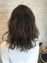 フェーデヘアーデザイン(fede hair design)外国人風ブルージュ