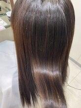 ステララヴェスト(Stella L'ovest)SHISEIDO 髪質改善トリートメント