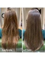 ユーレルム オット(U-REALM otto)髪質改善カラー 髪質改善トリートメント