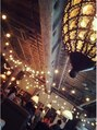 アルバム シブヤ(ALBUM SHIBUYA)お店の裏にある「and people」大好きなカフェです♪