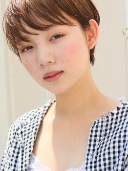 マイロ(MYRO)の写真/トレンドを発信する有名店出身オーナーの独立salon☆周りの友達から褒められる髪型はお手のもの♪